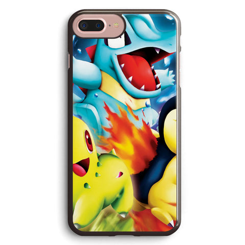 Johto Water Starter Apple iPhone 7 Plus Case Cover ISVF729