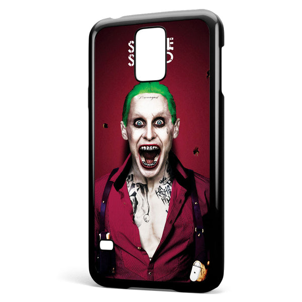 Joker Suicide Squad Poster Samsung Galaxy S5 Case Cover ISVA143