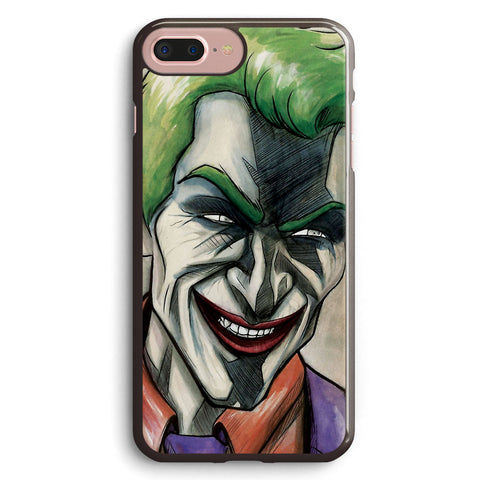 Joker in Ink and Watercolor Apple iPhone 7 Plus Case Cover ISVB620