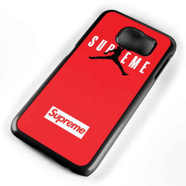 Jordan Supreme Red Samsung Galaxy S6 Case Cover ISVA501