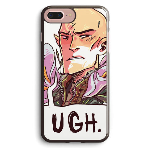 Judgemental Sigh Apple iPhone 7 Plus Case Cover ISVC215