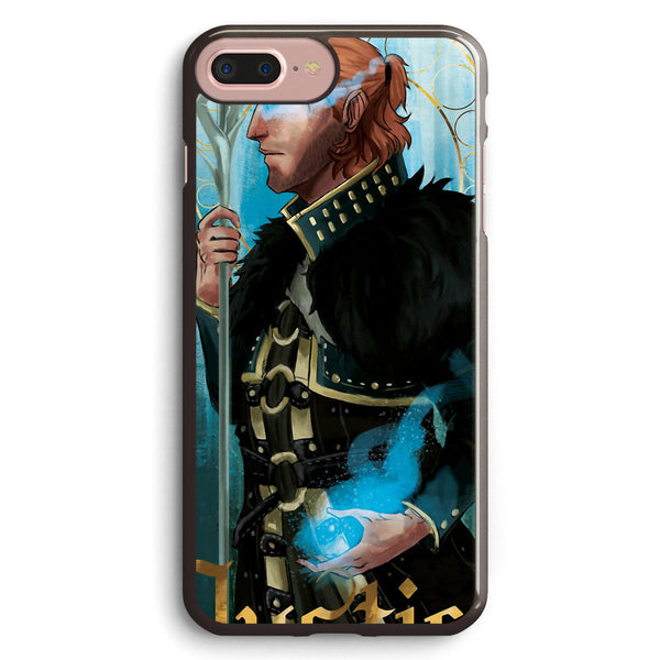 Justice and Anders Apple iPhone 7 Plus Case Cover ISVC848