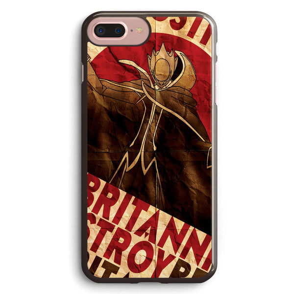 Justice Will Be Done Code Geass Apple iPhone 7 Plus Case Cover ISVH863