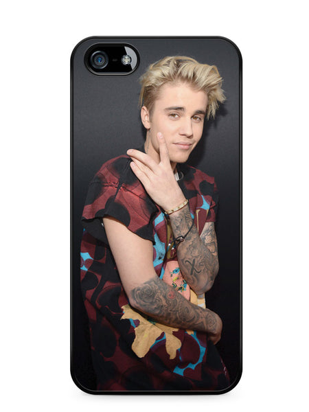 Justin Bieber Amas 2015 Apple iPhone SE / iPhone 5 / iPhone 5s Case Cover  ISVA123