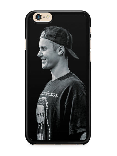 Justin Bieber Marilyn Manson T Shirt Apple iPhone 6 / iPhone 6s Case Cover ISVA122