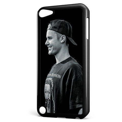 Justin Bieber Marilyn Manson T Shirt Apple iPod Touch 5 Case Cover ISVA122