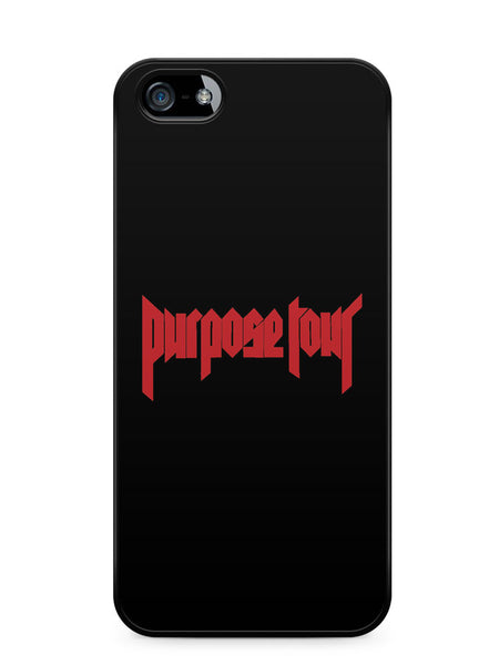 Justin Bieber Purpose Tour Apple iPhone SE / iPhone 5 / iPhone 5s Case Cover  ISVA171