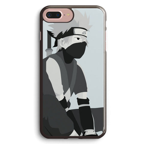 Kakashi Minimalist Apple iPhone 7 Plus Case Cover ISVD492