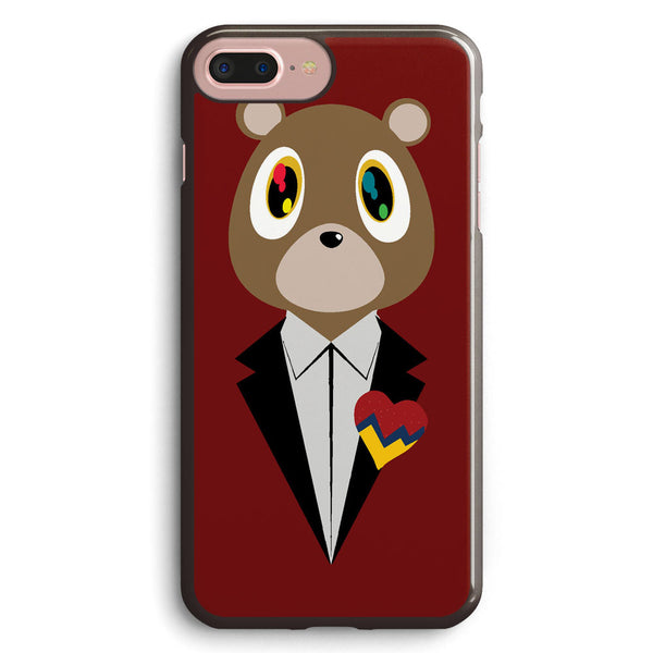 Kanye West Dropout Bear Apple iPhone 7 Plus Case Cover ISVB010