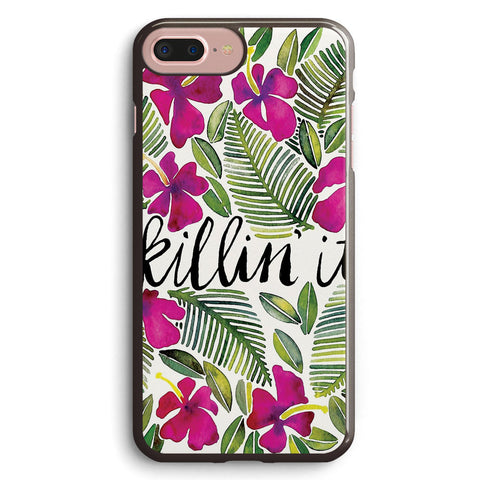 Killin  It Tropical Pink Apple iPhone 7 Plus Case Cover ISVF192