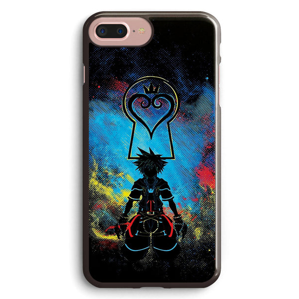 Kingdom Hearts Art Apple iPhone 7 Plus Case Cover ISVB016