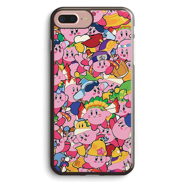 Kirby Patterns Apple iPhone 7 Plus Case Cover ISVC229