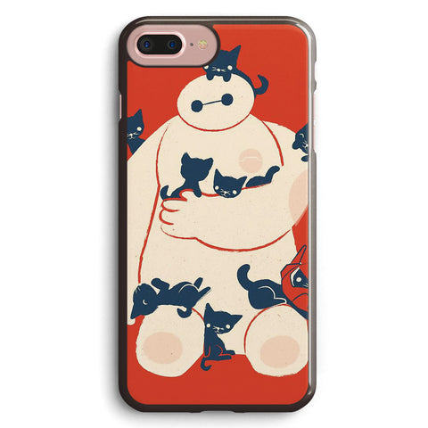 Kittens  Baymax Apple iPhone 7 Plus Case Cover ISVH085