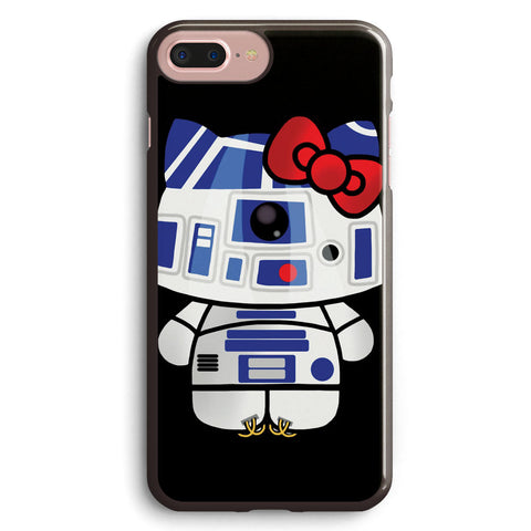 Kitty Star Wars R2d2 Apple iPhone 7 Plus Case Cover ISVF199