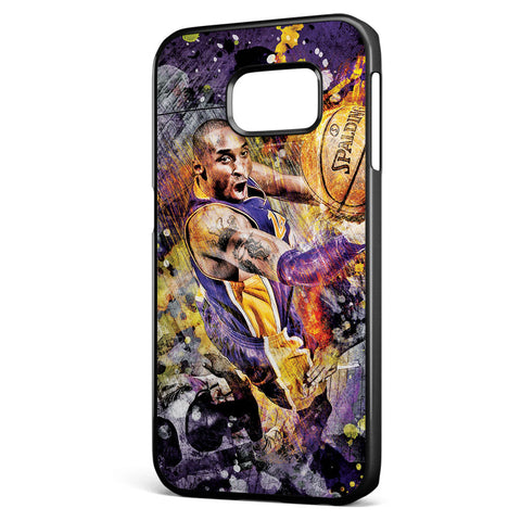 Kobe Bryant Lakers Samsung Galaxy S6 Edge Case Cover ISVA594