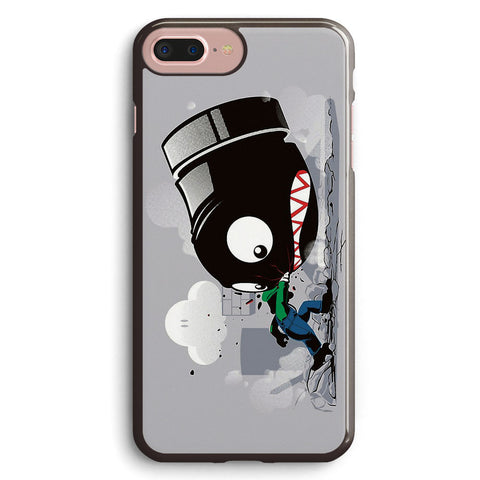 Luigi Always Angry Apple iPhone 7 Plus Case Cover ISVC891