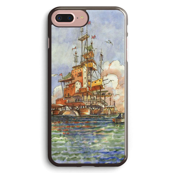 La Citta  Galleggiante Apple iPhone 7 Plus Case Cover ISVG635
