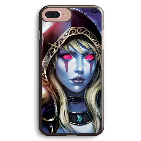 Lady Sylvanas Windrunner Apple iPhone 7 Plus Case Cover ISVH092