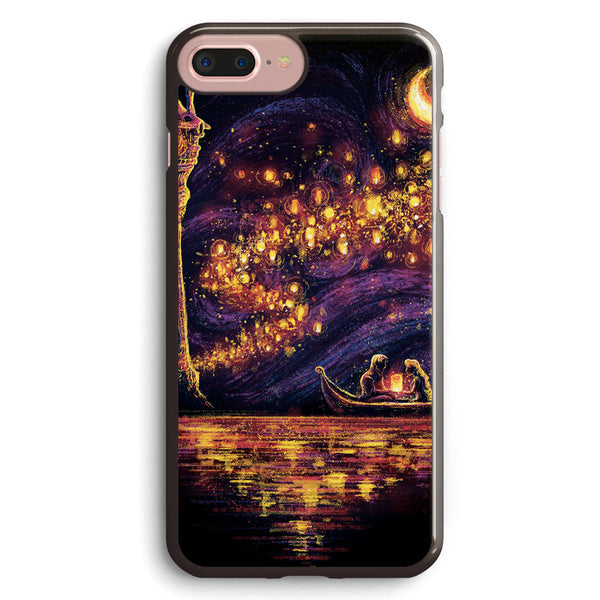 Lanterns of Hope Tangled Apple iPhone 7 Plus Case Cover ISVG181