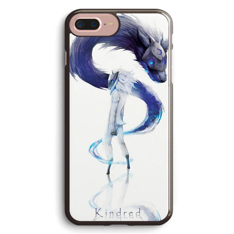 League of Legend Kindred Hq Apple iPhone 7 Plus Case Cover ISVC244