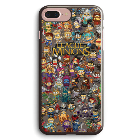 League of Minions Apple iPhone 7 Plus Case Cover ISVC869