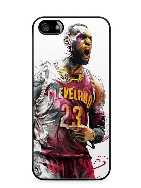 Lebron James Mvp Apple iPhone 5c Case Cover ISVA562