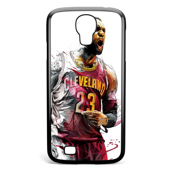 Lebron James Mvp Samsung Galaxy S4 Case Cover ISVA562
