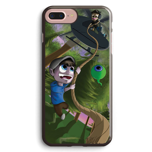 Legend of Septiplier Apple iPhone 7 Plus Case Cover ISVB027