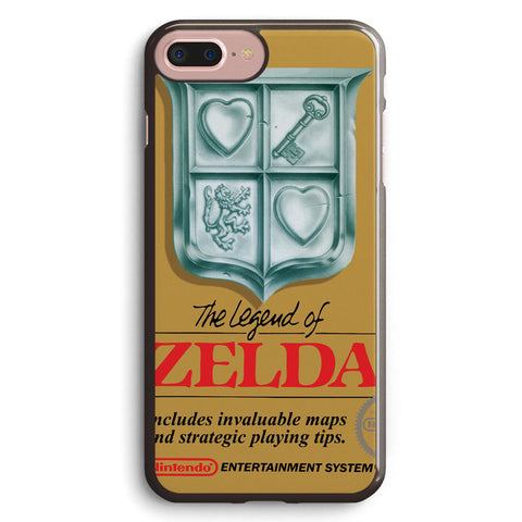 Legend of Zelda Retro Poster Apple iPhone 7 Plus Case Cover ISVB648