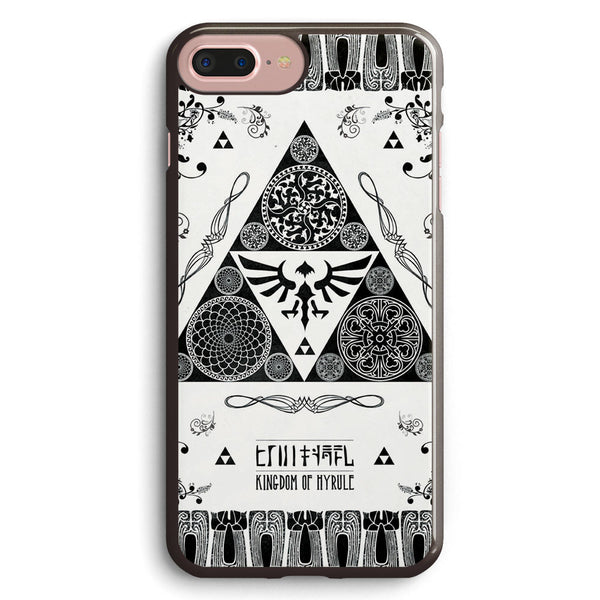 Legend of Zelda Geek Art Series Apple iPhone 7 Plus Case Cover ISVA151