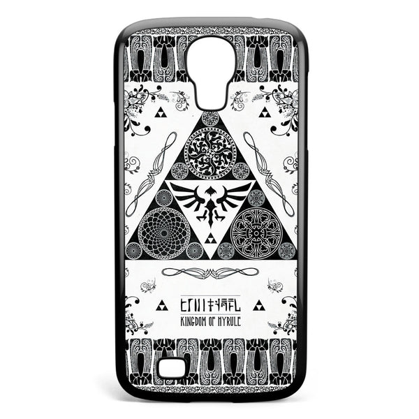 Legend of Zelda Geek Art Series Samsung Galaxy S4 Case Cover ISVA151
