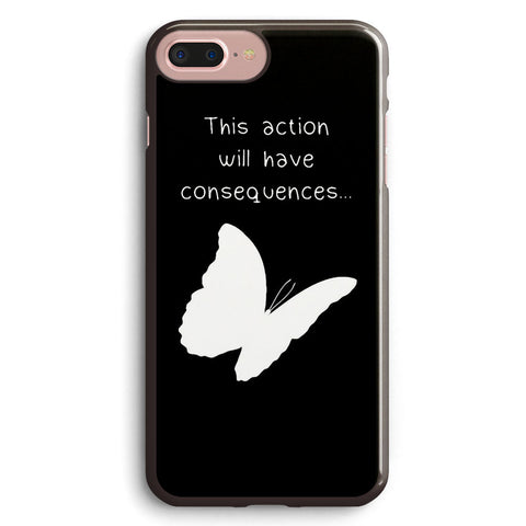Life is Strange This Action Will Have Consequences Apple iPhone 7 Plus Case Cover ISVG649