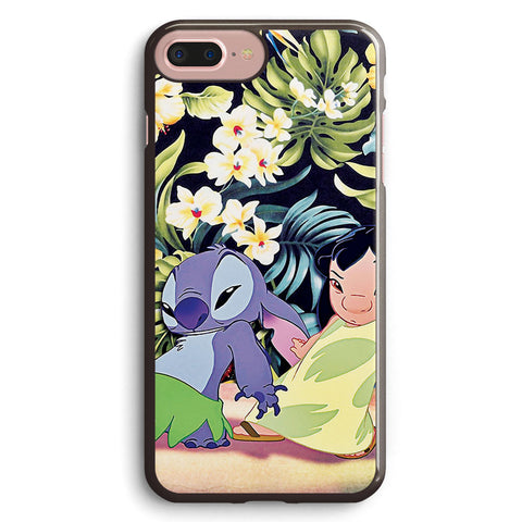 Lilo Apple iPhone 7 Plus Case Cover ISVE068
