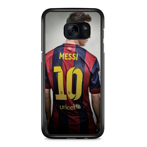 Lionel Messi Barcelona Samsung Galaxy S7 Edge Case Cover ISVA075