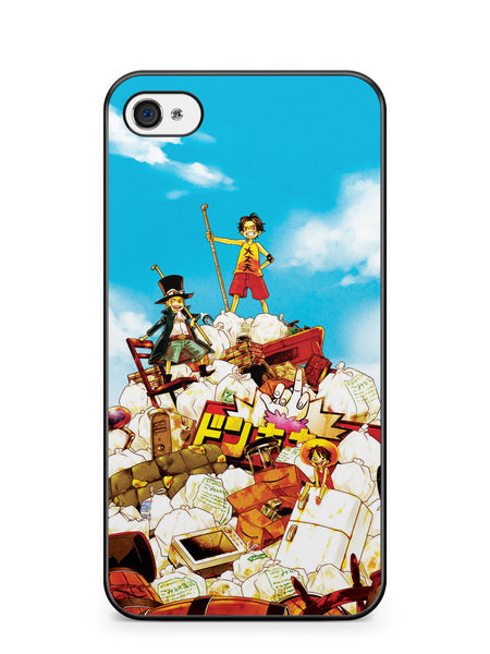 Little Guy One Piece Apple iPhone 4 / iPhone 4S Case Cover ISVA597