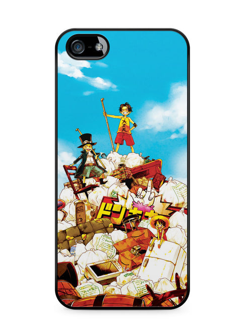 Little Guy One Piece Apple iPhone 5c Case Cover ISVA597