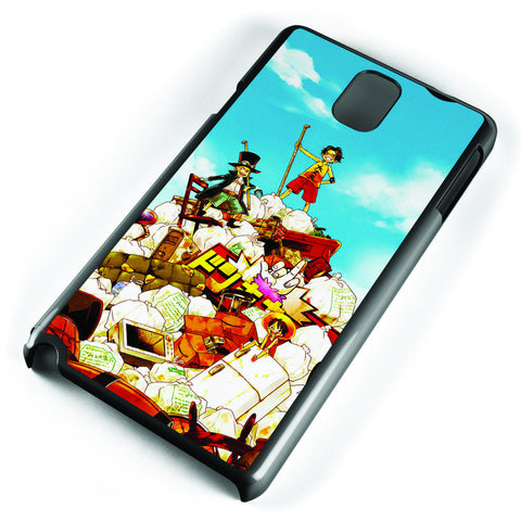 Little Guy One Piece Samsung Galaxy Note 3 Case Cover ISVA597