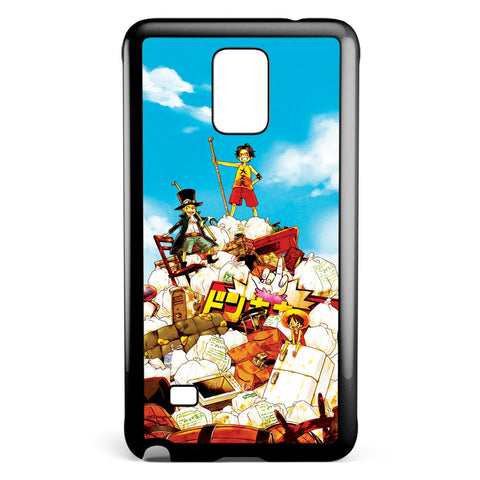 Little Guy One Piece Samsung Galaxy Note 4 Case Cover ISVA597