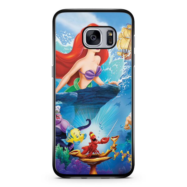 Little Mermaid Poster Samsung Galaxy S7 Case Cover ISVA029