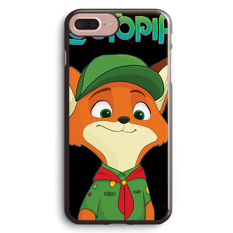 Little Nick Zootopia Apple iPhone 7 Plus Case Cover ISVH484