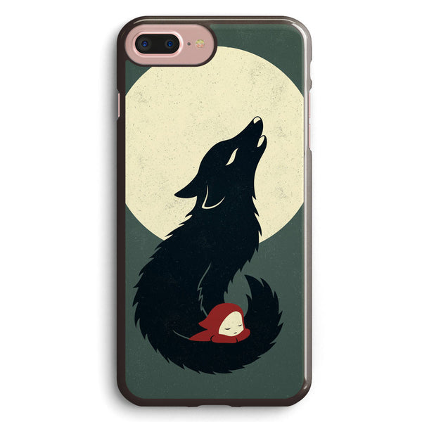 Little Red Riding Hood Minimalist Disney Apple iPhone 7 Plus Case Cover ISVB657