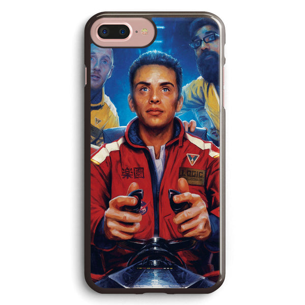 Logic Apple iPhone 7 Plus Case Cover ISVC264