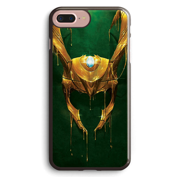Loki Melting Mask Apple iPhone 7 Plus Case Cover ISVA335