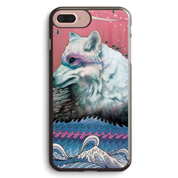 Lone Wolf Apple iPhone 7 Plus Case Cover ISVF226