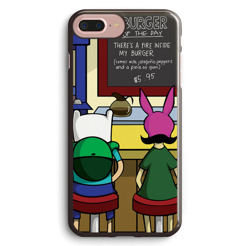 Louise and Finn Apple iPhone 7 Plus Case Cover ISVB658