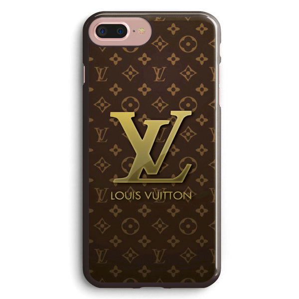 Louise Vuitton Gold Apple iPhone 7 Plus Case Cover ISVC885