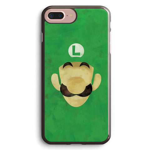Luigi Minimalist Apple iPhone 7 Plus Case Cover ISVG662