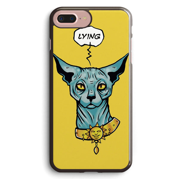 Lying Cat Apple iPhone 7 Plus Case Cover ISVH902