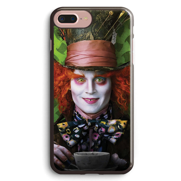 Mad Hatter Alice in Wonderland Apple iPhone 7 Plus Case Cover ISVA445