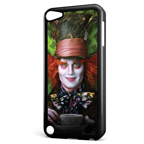 Mad Hatter Alice in Wonderland Apple iPod Touch 5 Case Cover ISVA445